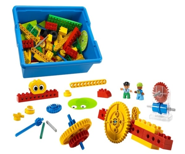 Lego Early Simple Machines