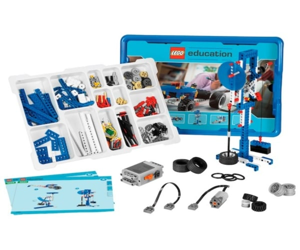 Lego simple and powered machines